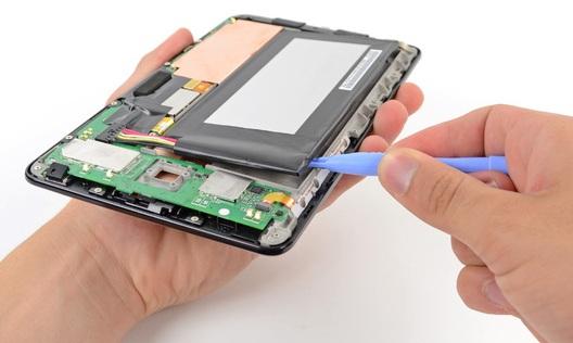 Себестоимость планшета Google Nexus 7