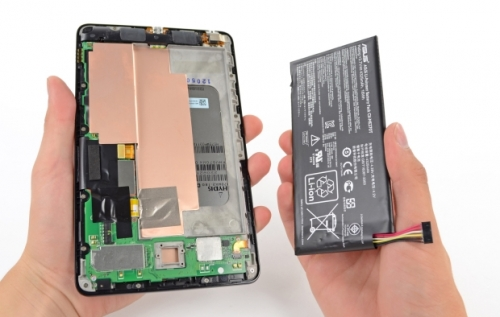 Аккумулятор планшета Google Nexus 7