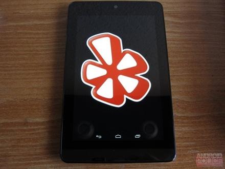 Проблема с экраном Google Nexus 7