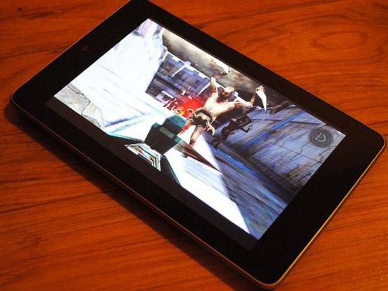 Игра Dead Space теперь и на Google Nexus 7