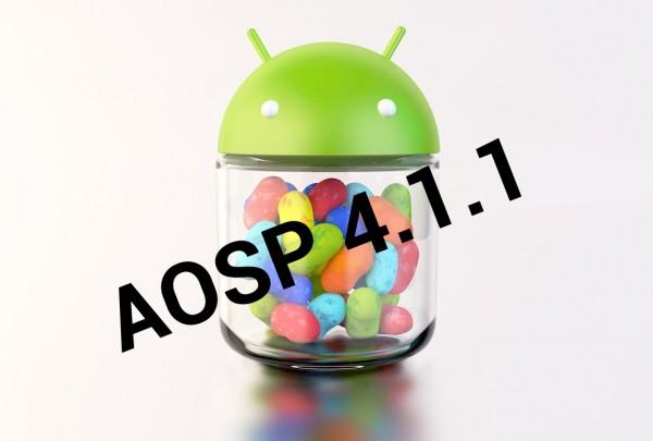 Исходники прошивки планшета Nexus 7 - Android 4.1.1 Jelly Bean