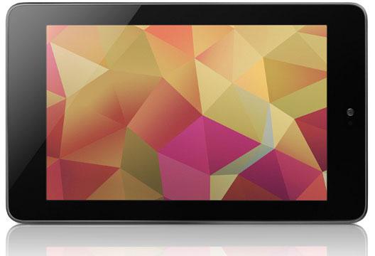 Google Nexus 10 с 10-дюймовым экраном