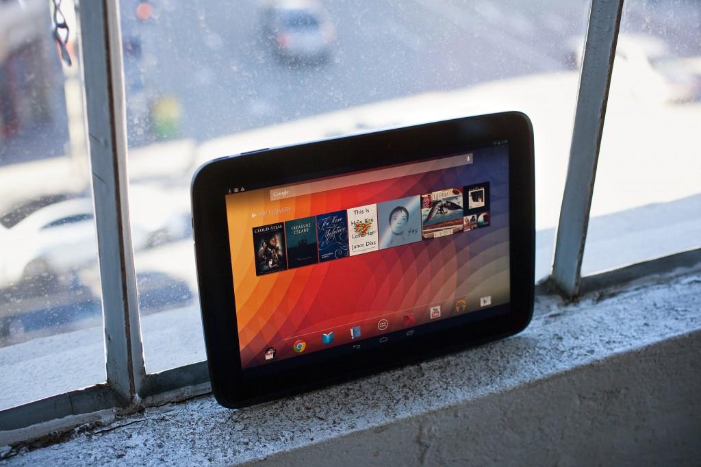 Планшет Nexus 10 в Украине не купить